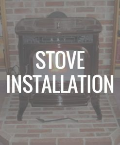 Wood Stove Installation