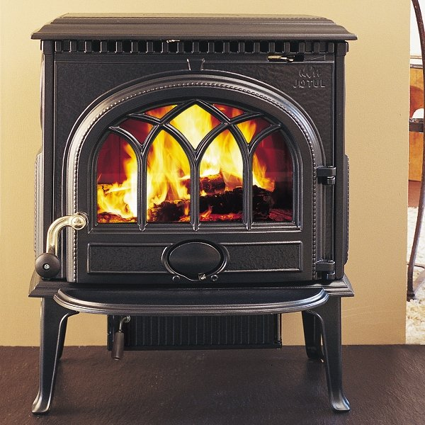 Jotul F3cb Small Wood Stove