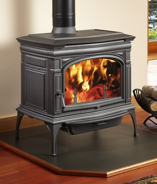 Lopi Cape Code Large Wood Stove Evergreen Home amp Hearth