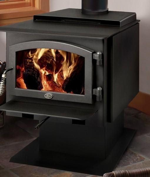 Lopi Republic 1750 Wood Stove Evergreen Home Amp Hearth