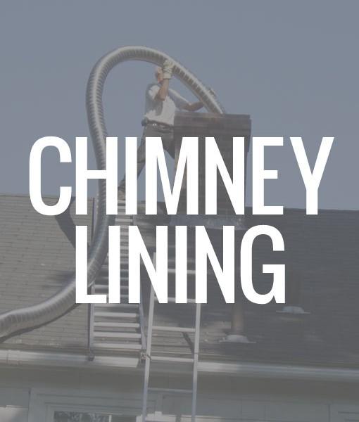 chimney-lining