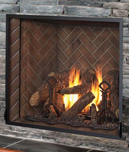 Kozy Heat Alpha 36S Evergreen Home & Hearth