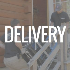 Wood Stove Delivery
