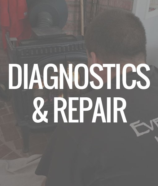 Wood Stove Diagnostics & Repair