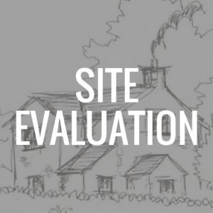 Wood Stove Site Evaluation