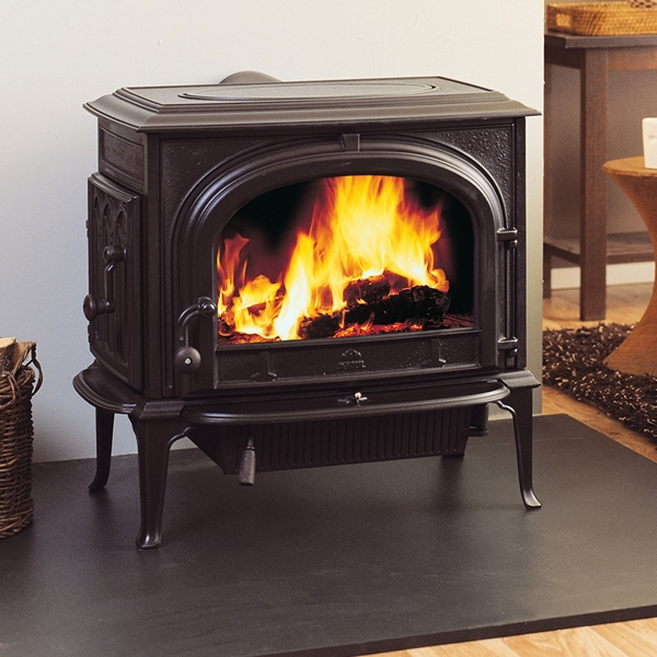 J 248 Tul F500 Oslo Clean Face Wood Stove Evergreen Home