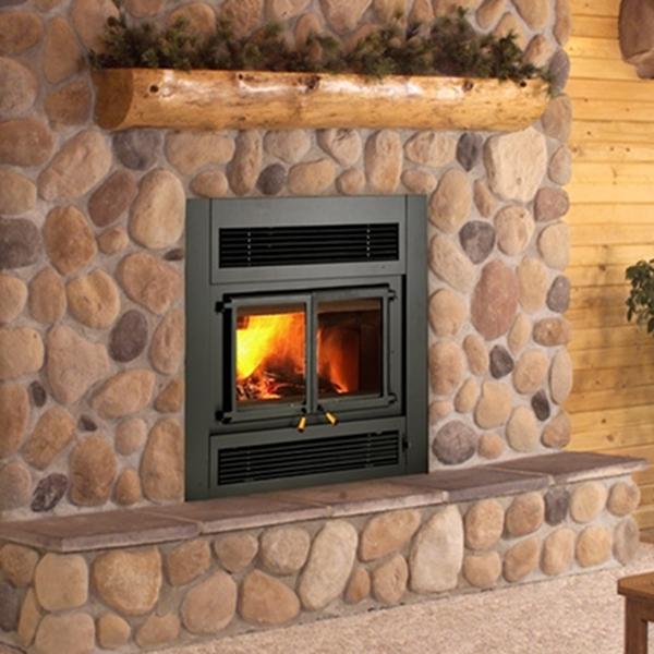 Kozy Heat Z42 Cast Doors Fireplace