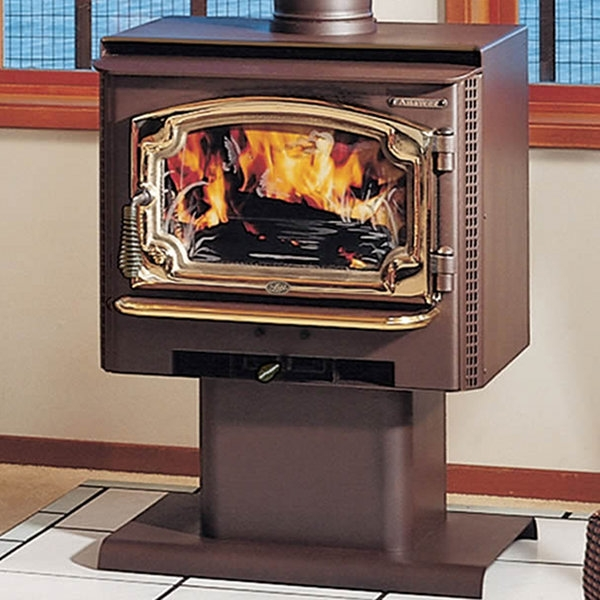 Lopi Answer Wood Stove Evergreen Home Amp Hearth