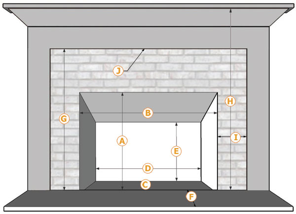 Fireplace Insert Worksheet 2 0 D
