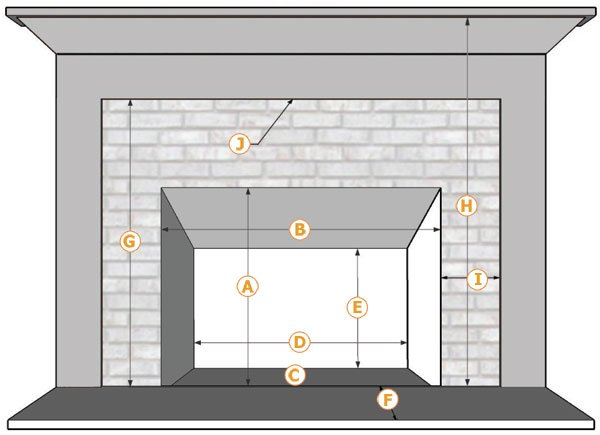 Fireplace Insert Worksheet