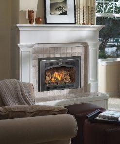 Lopi 34 DVL Gas Fireplace Insert