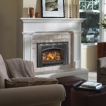 Lopi 34 DVL Gas Fireplace Insert