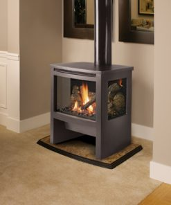 Design Your Fire Design Ideas Lopi Cypress™ GSR2 Gas Stove
