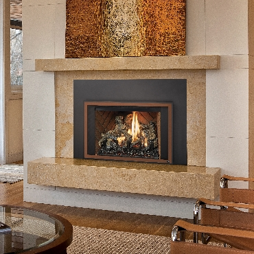 Lopi 430 Deluxe Gas Fireplace Insert