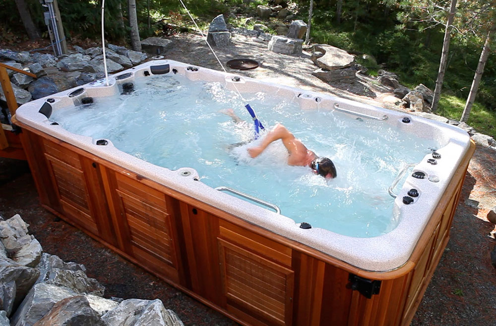 Arctic Spas All Weather Pool 1