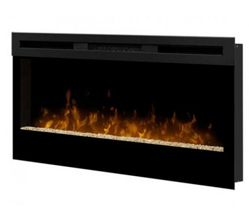 "Dimplex Wickson 34"" Linear Electric Fireplace 2"