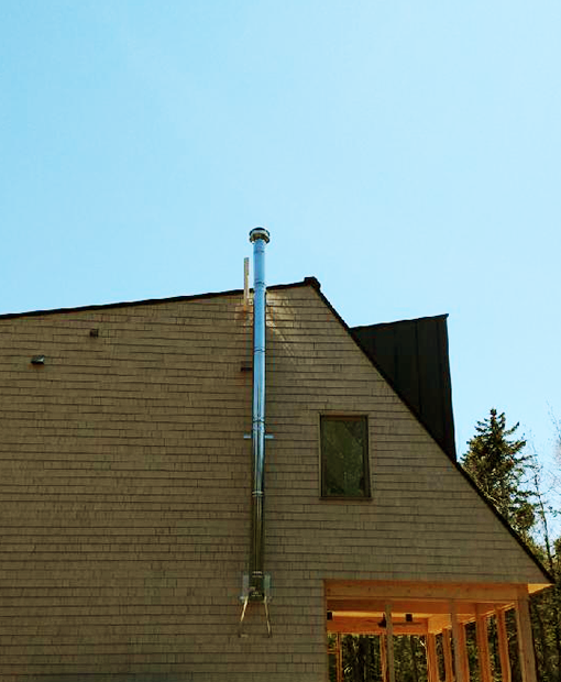 Service Chimney Installation