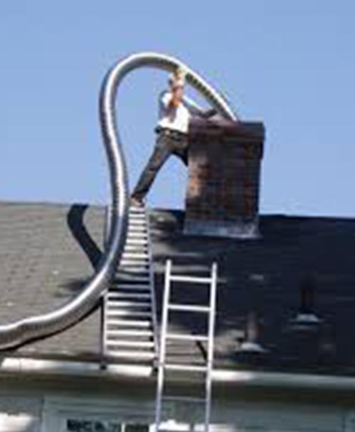 Service Chimney lining