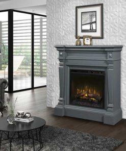 Dimplex Heather Mantel Electric Fireplace