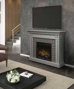 Dimplex Madison Mantel Electric Fireplace