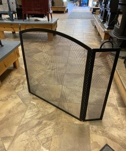 Rounded tri-fold Screen