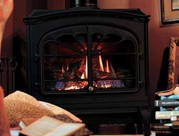 Heat & Glo TIARA II GAS STOVE