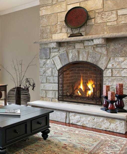 Service Fireplace