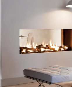 EH 140 See-Through Gas Fireplace