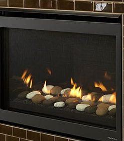 Heat & Glo SLIMLINE FUSION SERIES GAS FIREPLACE