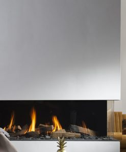 EH Summon 140 3/S 3 Sided-Gas Fireplace