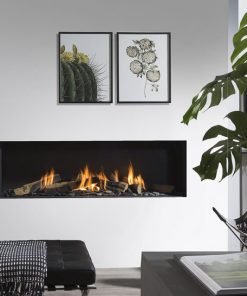 EH Summon 140 F Single-Sided Gas Fireplace