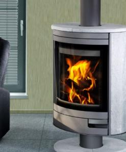 Wittus Stromboli Fireplace