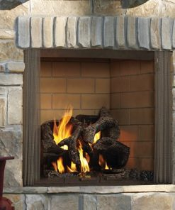 Harman Castlewood Wood Fireplace