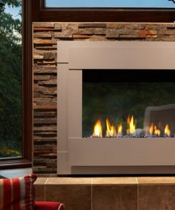 Twilight Modern Gas Fireplace