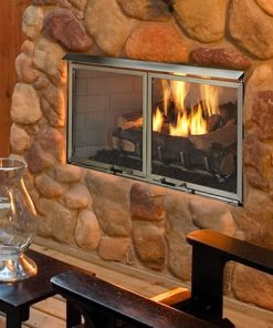 Harman Villa Gas Fireplace
