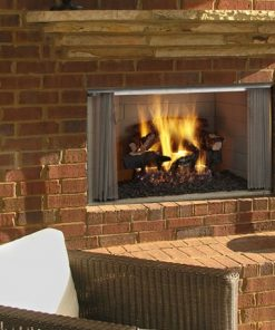 Harman Villawood Wood Fireplace